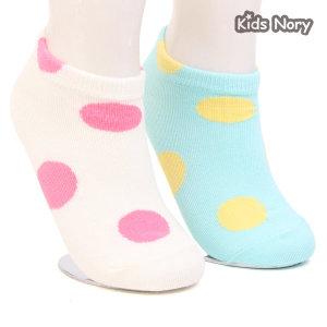 봉봉커즈 발목양말 5족/어린이/여름/유아/아동/아기