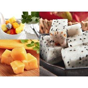 냉동 과일3종세트1KG 망고 용과 파파야 주스 빙수용
