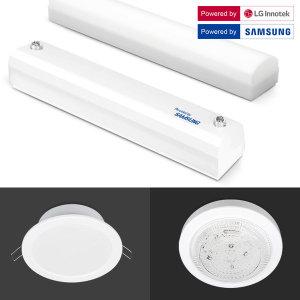 방습등 LED욕실등 화장실조명 _LED터널욕실등20W삼성칩