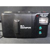현대 올리푸스 AM100 필름카메라  (TO 앤틱크)