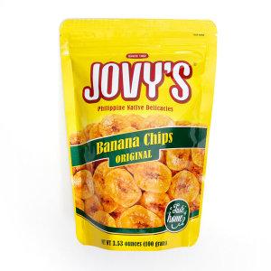 조비스 바나나칩 100g x 1봉