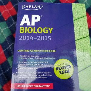 AP BIOLOGY2014-2015/KAPLAN.2013
