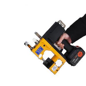 충전식 무선 마대 핸드 미싱기 가정용 포대 재봉틀
