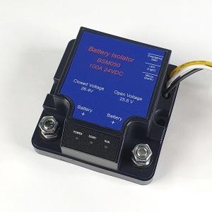 주행충전기 12v 24v 전압감지 자동 릴레이 보조배터리