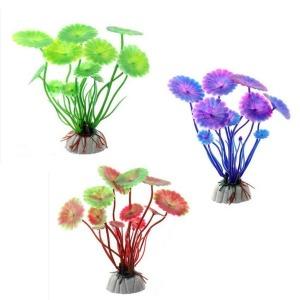 어항 수족관 장식 인공 수초 꾸미기 열대어 집 식물 G
