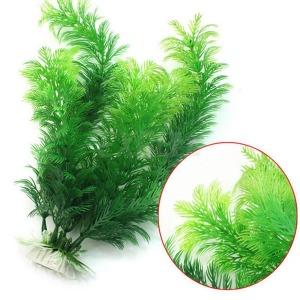 어항 수족관 장식 인공 수초 꾸미기 열대어 집 식물 A