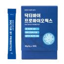 닥터바이 프로바이오틱스 600억 캡슐 유산균 1개월