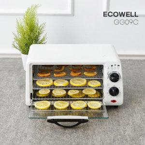 에코웰 스텐레스 식품건조기 GG09C 과일야채건조기