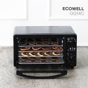 에코웰 스텐레스 식품건조기 GG14C 과일야채건조기