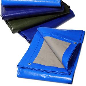 천막 방수천막 방수덮개 420g UV코팅천막(투톤)5m x 5m