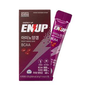 엔업 아미노양갱 (40g X 5개입)