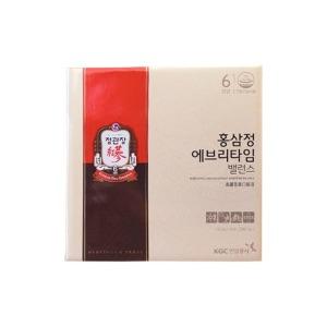 정관장 홍삼정 에브리타임 밸런스 10ml x 30포/HY