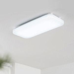 LED 사각 한지 주방등 30W 국산 KS인증