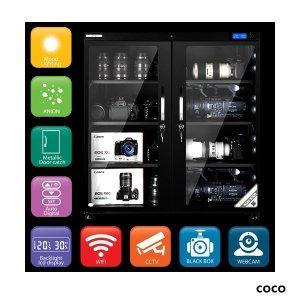 호루스벤누 CCTV 카메라 전자제습보관함 ADH-V300-CAM
