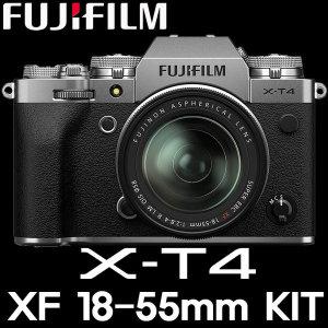 WM 정품 후지필름 X-T4/XF 18-55mm KIT (64G+LCD필름)