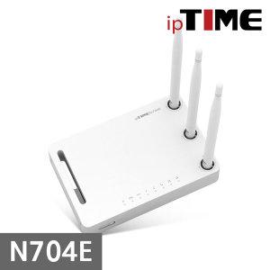 IPTIME N704E 공유기 와이파이 무선