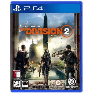 PS4 톰 클랜시 더 디비전 2 / 한글판 새상품 가격인하