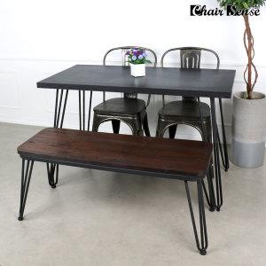 벨렘 600x1200 사각 카페 업소용 식당 테이블