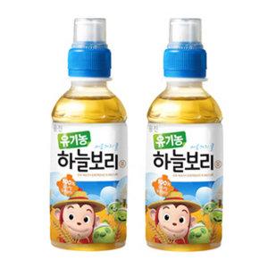 웅진 코코몽 유기농 하늘보리 200ml X 24펫 어린이음료