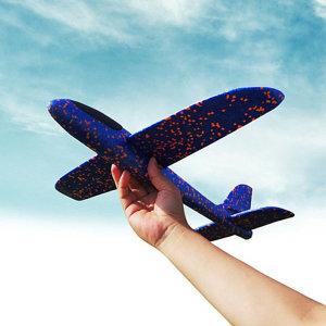 와우플라이 360도 회전 부메랑 비행기