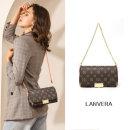 Lanvera 여성가방 크로스백/클러치/숄더백/미니백 홍콩