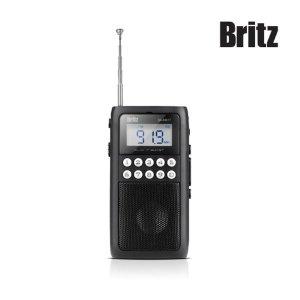 브리츠 SD카드 휴대용 소형라디오 MP3 BA-MK17