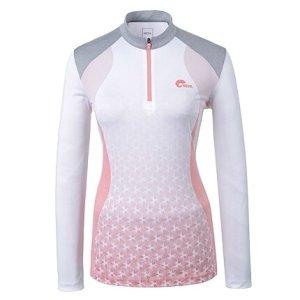 알테 여성 여름 짚 티셔츠 7F45432