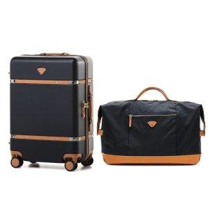 (JUMP) 카시스하드캐리어(26인치/화물용) + 보스턴가방 SET