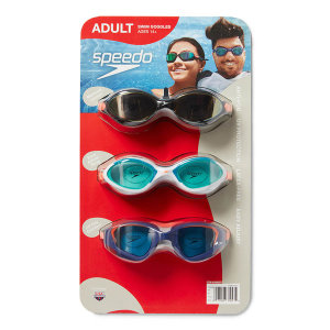 스피도 성인용 물안경 3개 성인수경 수영수경 코스트코