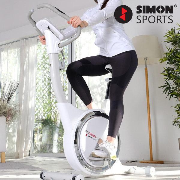 (사이먼스포츠) 사이먼 RS300U 프리미엄 입식 실내자전거 싸이클