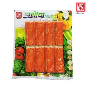 게맛살 핫바 편의점 꽃게 간식 맛살/ 크래미 H 145g