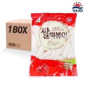 사조오양 쌀떡볶이 1kg 10개입 박스