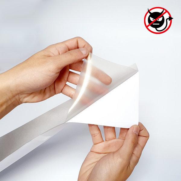 승강기버튼 접착식 손잡이향균필름 40cmX5m CU 20매