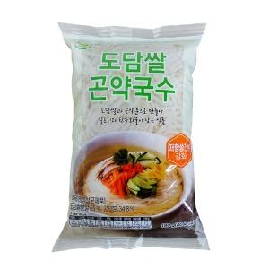 대신곤약 도담쌀곤약국수 180g x 1팩 100g당 23kcal