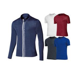 로베르토베네지아 냉감 집업자켓 + 티셔츠 4종