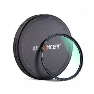 KNF Concept NANO-X Ultra Slim MRC UV 렌즈필터 77mm