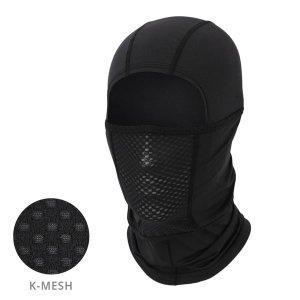 MH-KMESH BLACK 여름용 헤드 마스크 패션마스크 여름