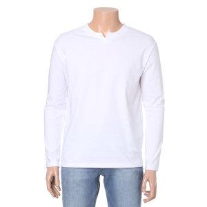 남성 오픈넥 긴팔 티셔츠FHOSCTY162