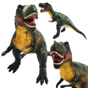 안전한 부드러운 공룡6종 동물4종 피규어 인형 장난감