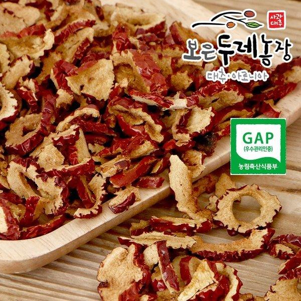 10봉+1봉 충북보은 신부식님의 달콤한 대추칩 80g