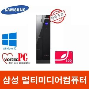 삼성 컴퓨터 슬림 데스크탑 리뉴얼PC 신품급외관