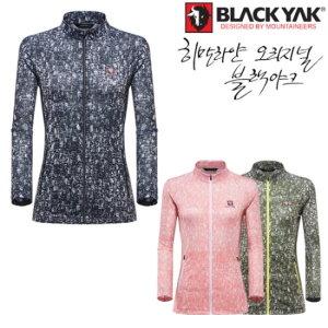 여성용 봄 여름 등산기능성 긴팔풀짚업티셔츠 B3XU4티셔츠2