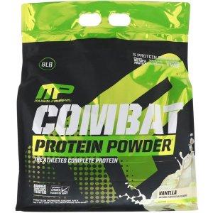 머슬팜 컴뱃 프로틴 파우더 바닐라 대용량 3.62kg
