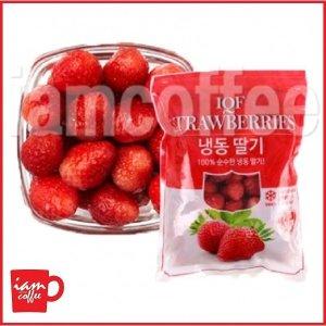 논산딸기냉동 딸기 1kg
