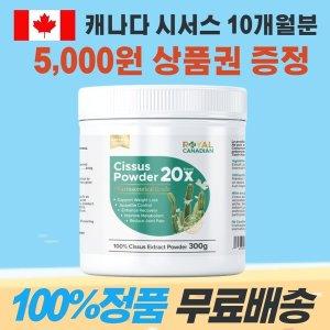 캐나다 시서스 가루 분말 로얄캐네디언 300g 10개월분