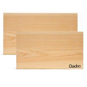 DADM 통원목 편백나무 향균 도마 대(무절)44x24