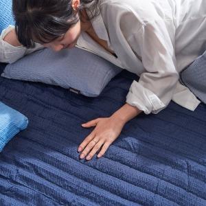 시어서커 쿨패드/침대 누빔 바닥 이불 여름 시트 깔개