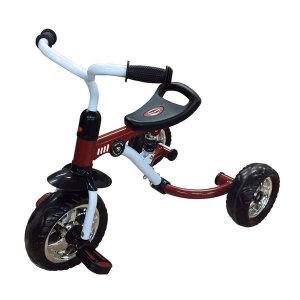 SMART TRIKE 철 자전거 세발자전거 레드/ 유아자전거