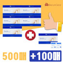 대용량 알콜솜/알콜 스왑 500매+100매증정