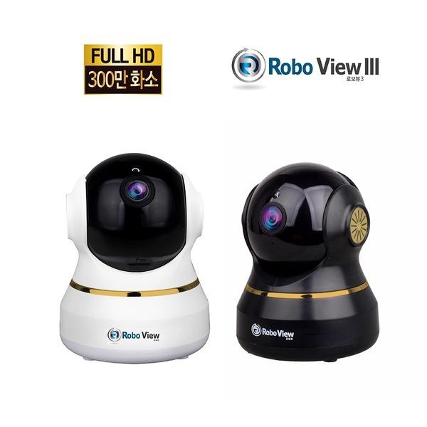 로보뷰3 IP카메라 300만화소 해킹방지 CCTV 2304P